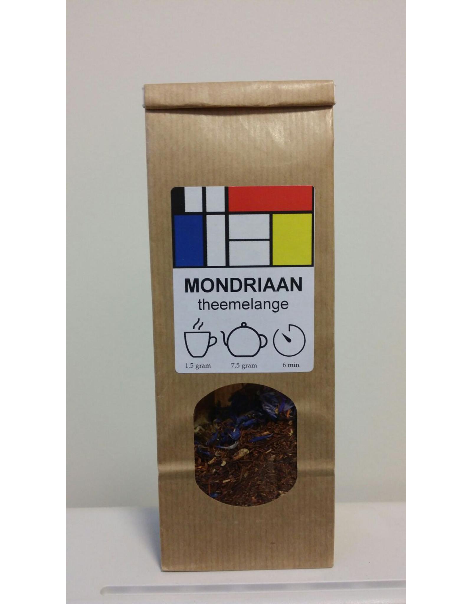 Bruur Mondriaan thee melange