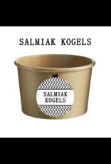 Bruur Salmiak Kogels in kraft beker - Lekkers van Toen