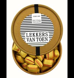 Bruur Kaneel Kussentjes in kraft beker - Lekkers van Toen