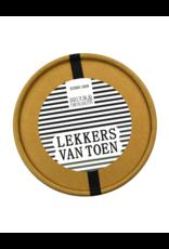 Bruur Drop-Mints in kraft beker - Lekkers van Toen