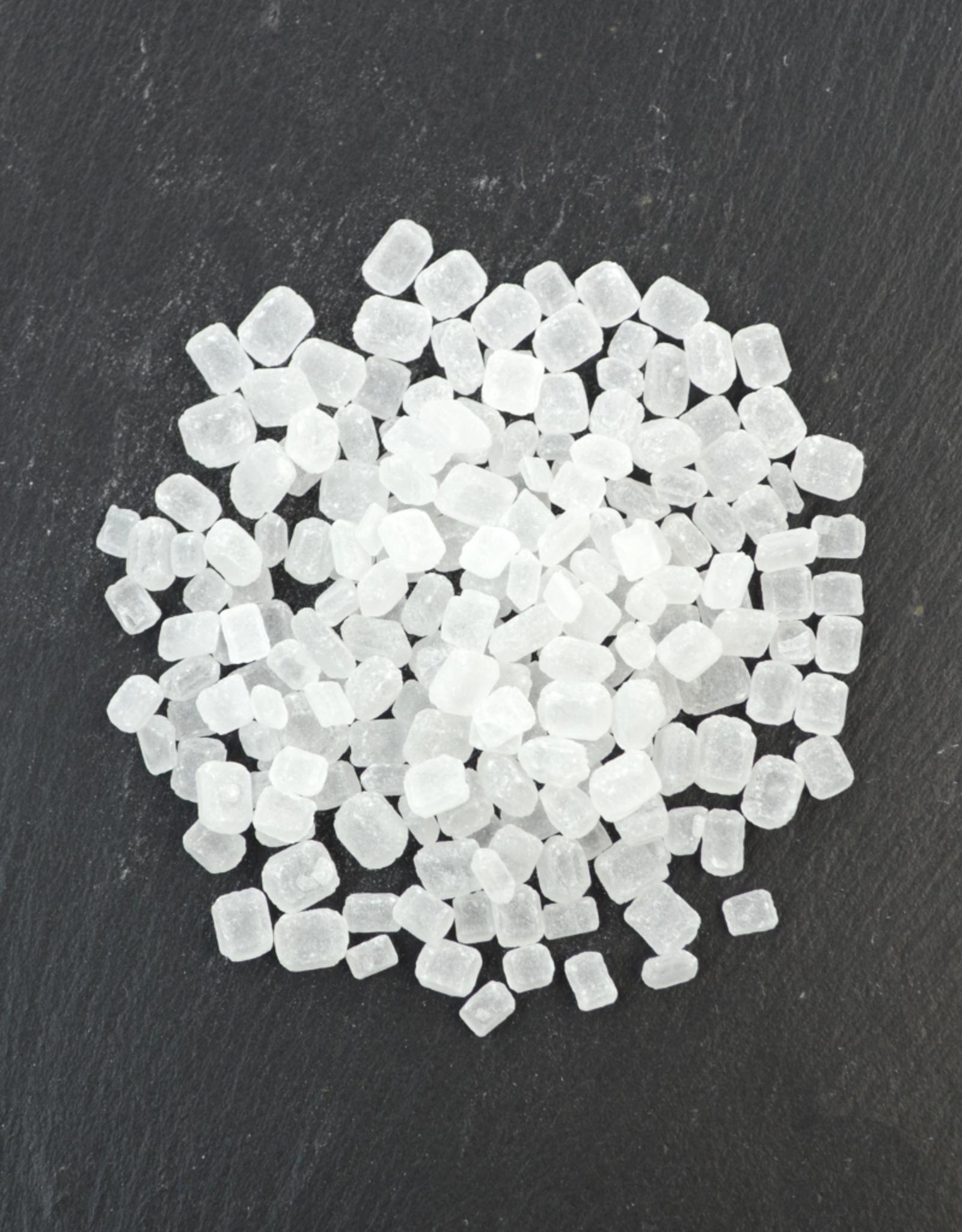 Bruur Witte kandij suiker fijn in kraft zakje