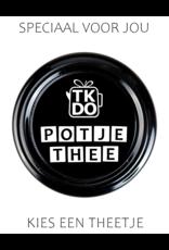 Hart Verwarmend - Potje Thee van TKDO