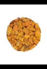 Kurkuma stukjes voor kruidenthee