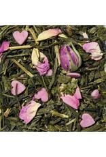 Bruur Groene Liefde thee met rozen en suikerhartjes