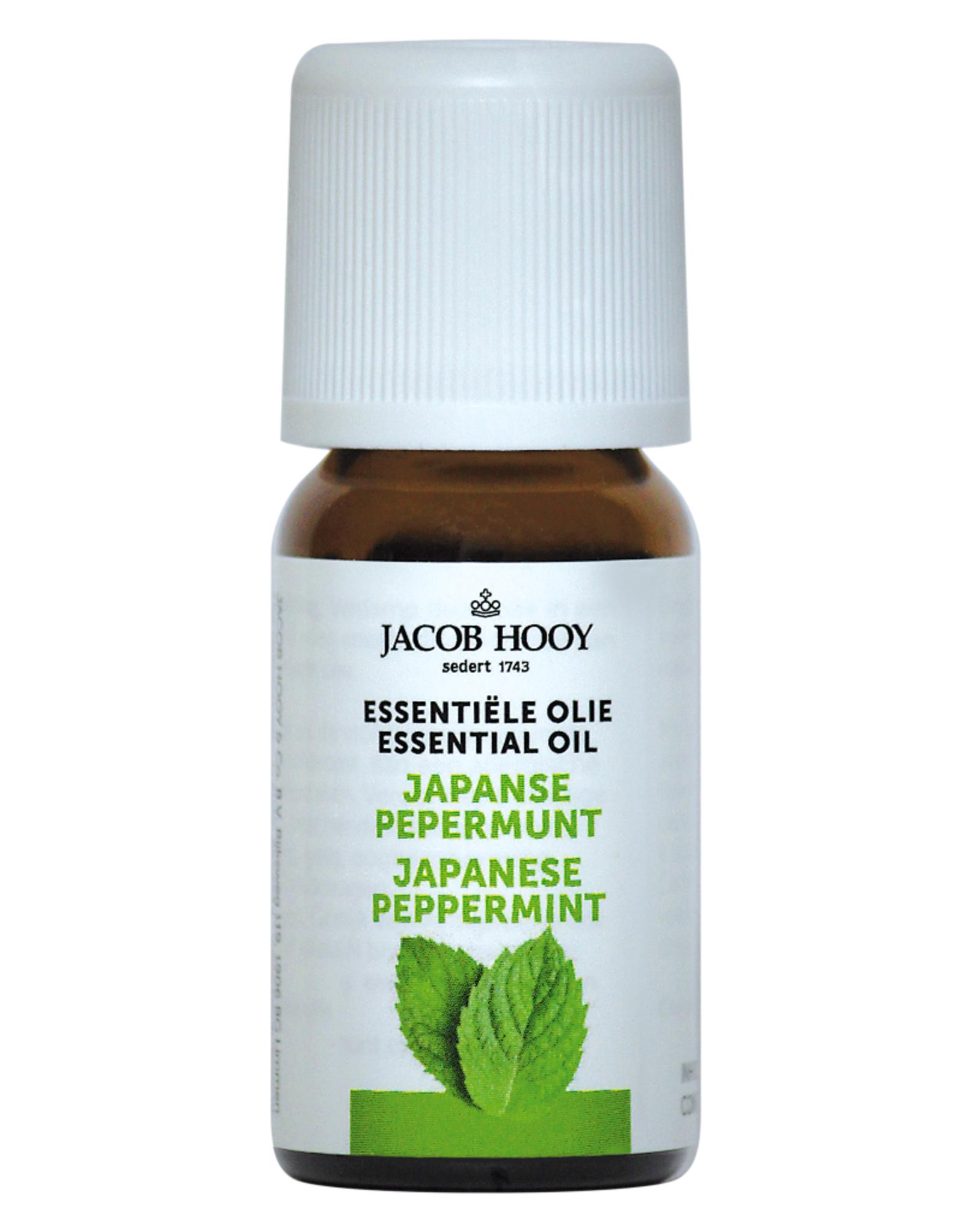 Japanse pepermunt essentiële olie Jacob Hooy 10ml