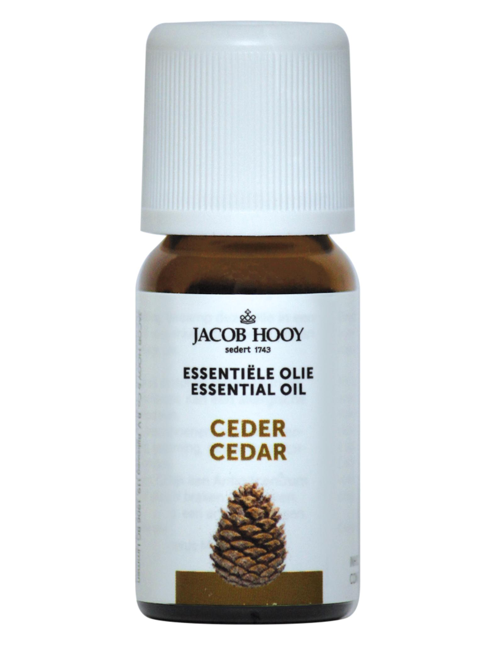Ceder essentiële olie Jacob Hooy 10ml