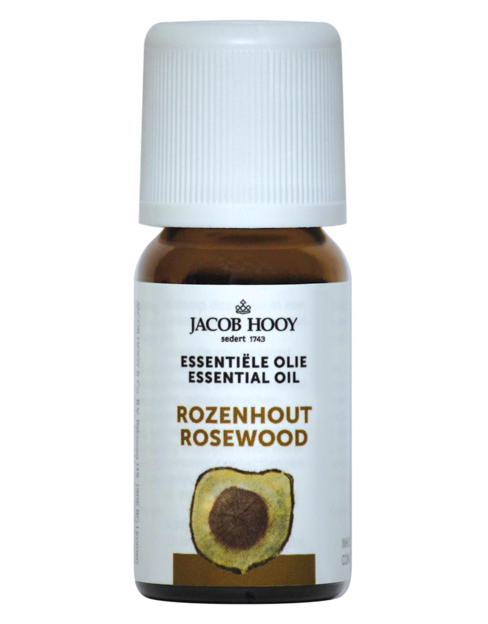 Rozenhout essentiële olie Jacob Hooy 10ml