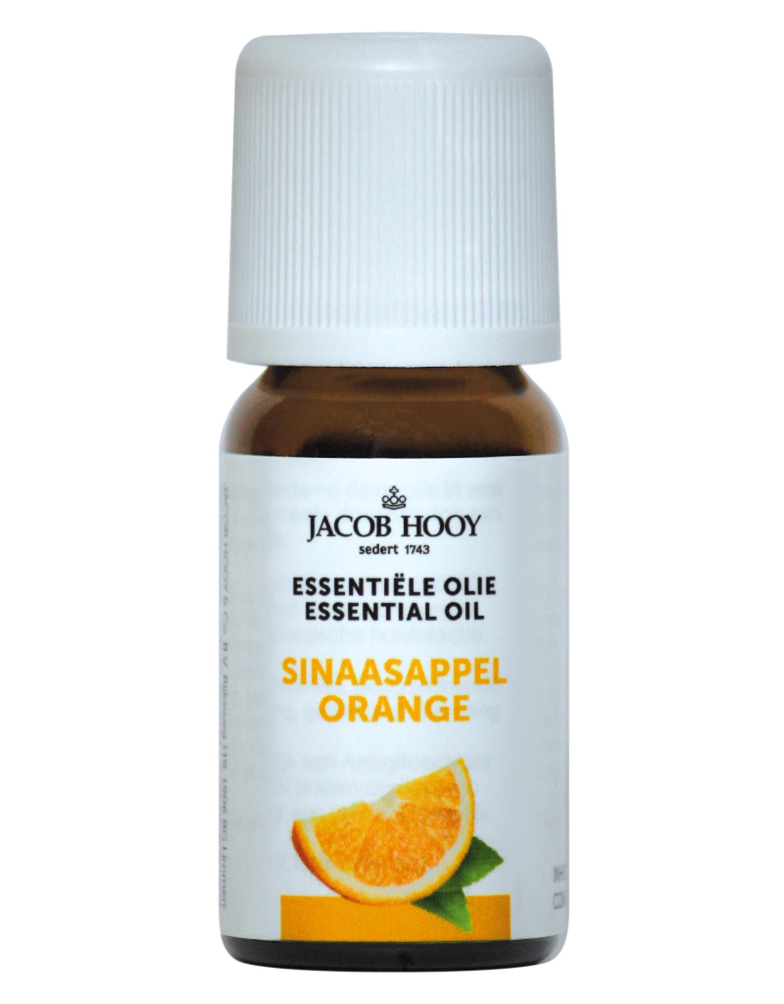 Sinaasappel essentiële olie Jacob Hooy 10ml