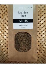 Anijs zaad heel voor het zetten van kruiden thee