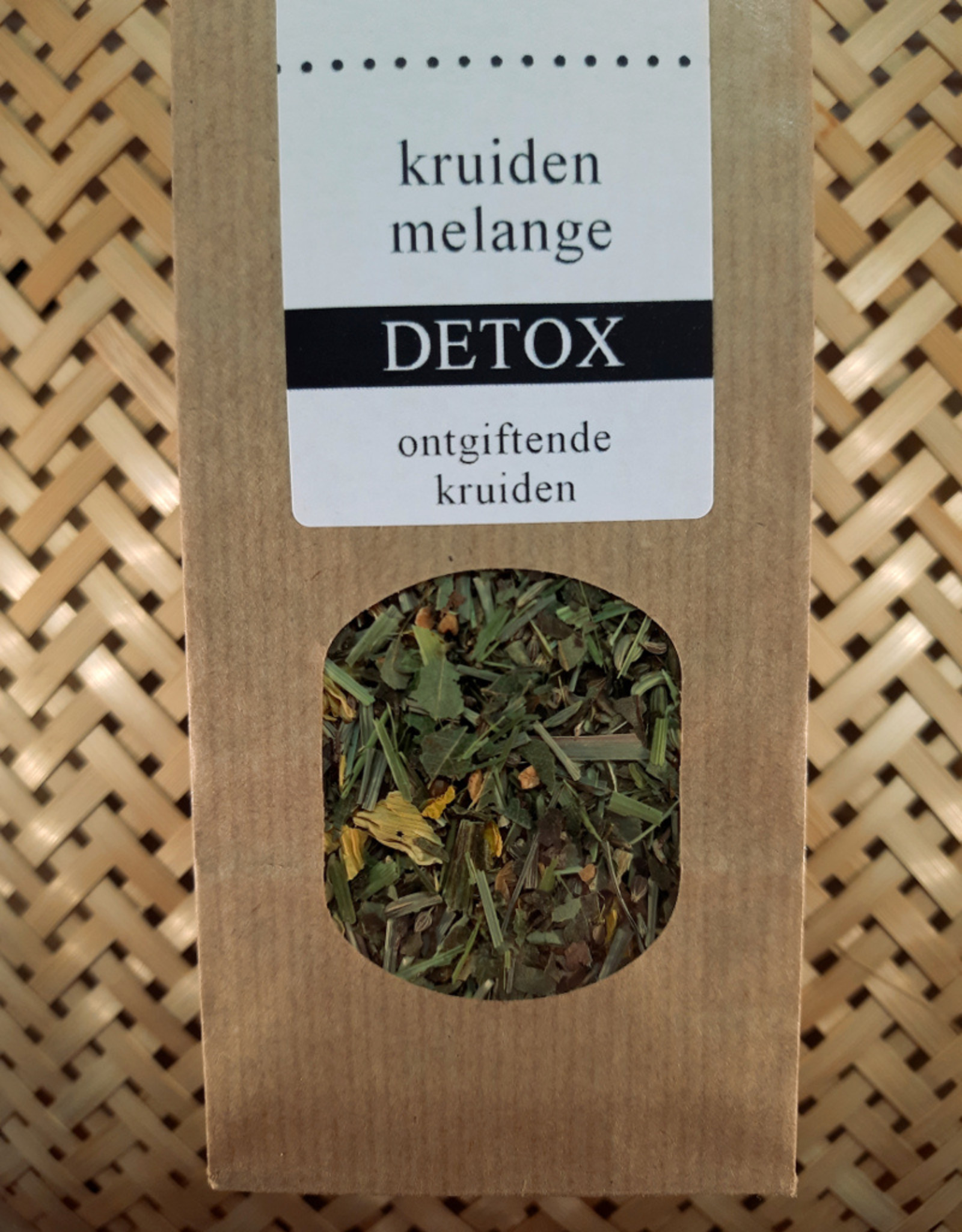 Bruur Detox kruiden voor kruidenthee