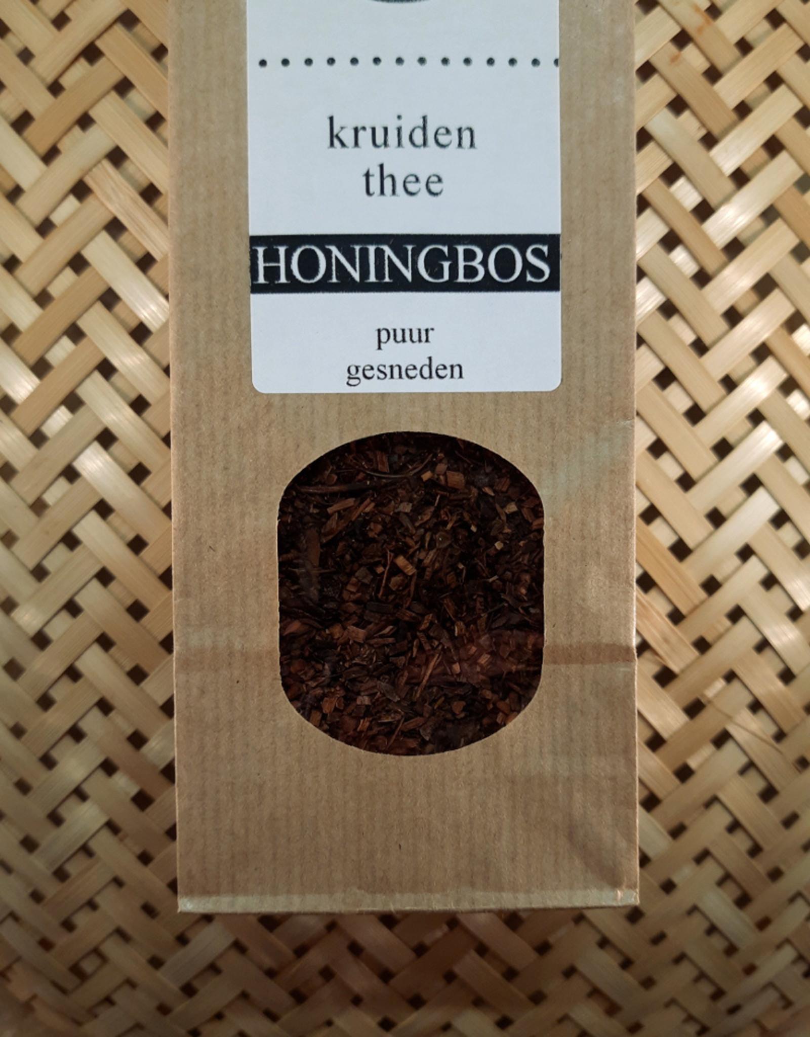 Honingbos kruidenthee van Bruur & Driksken