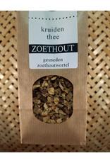 Bruur Zoethout voor kruidenthee