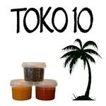 Toko10 kruidnagel (heel)