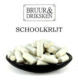 Bruur schoolkrijt (oud-Hollands snoep)