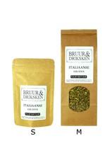Bruur Italiaanse kruiden (oregano, basilicum, paprika, ui, tijm)