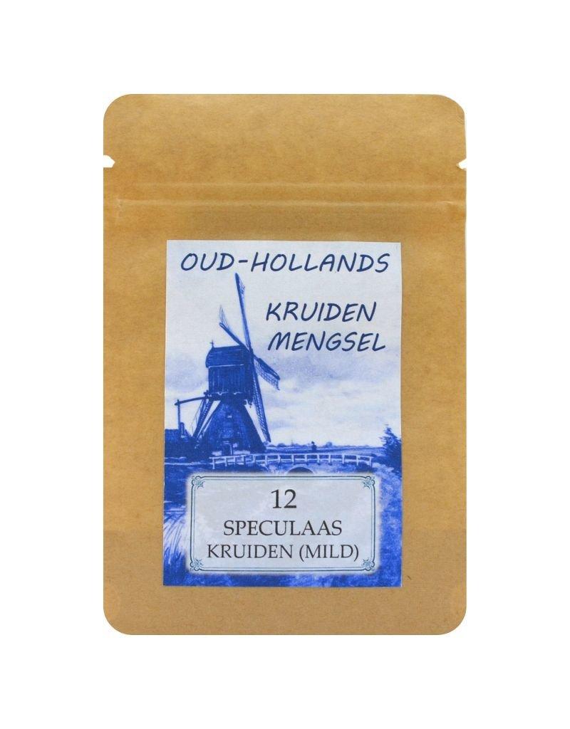 Authentieke speculaaskruiden (mild)