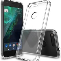 Ultra Dun 0.3mm Transparant Hoesje TPU Case Cover Google Pixel