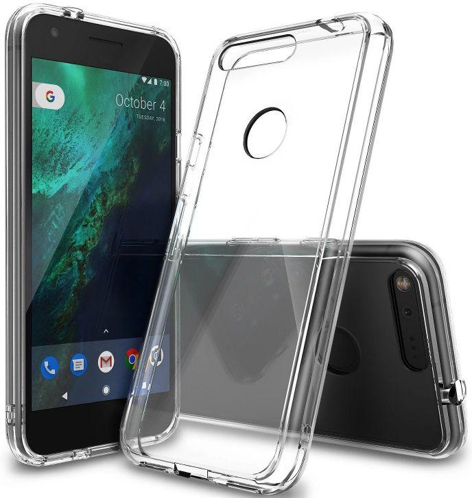 Ultra Dun 0.3mm Transparant Hoesje TPU Case Cover Google Pixel