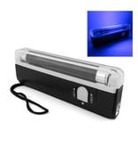 Geeek Handheld Blacklight - UV Tester - LED Zaklamp