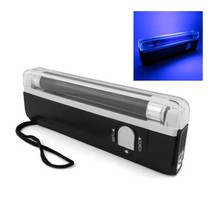 Handheld Blacklight - UV Tester - LED Zaklamp