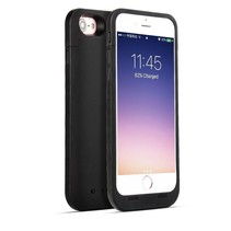 Ultrathin 7000mAh Battery Case Cover for iPhone 7 / 8 Plus Black