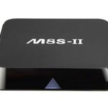 M8S 2 Android 6.0 TV Box Media Player 16 GB Rom AMLogic Octa-Core Kodi