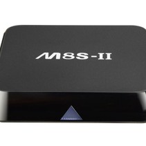M8S 2 Android 6.0 TV Box Media Player 16GB Rom AMLogic Octa Core Kodi