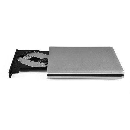 Geeek Design CD / DVD-RW Writer External CD DVD Burner