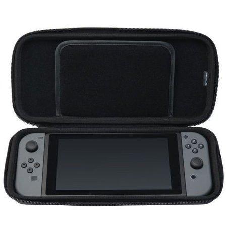 Geeek Beschermhoes Case Cover Zwart voor Nintendo Switch