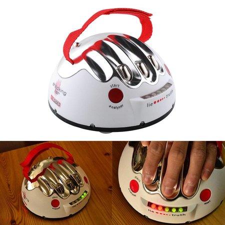 Geeek Leugendetector Elektrische Schok  / Polygraaf Party Game