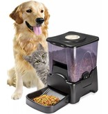 Geeek Cats Dogs Animals Automatic Feed Machine Feeding Machine