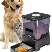 Katten Honden Dieren Automatisch Voersysteem Voerautomaat