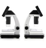 Geeek Tragbare Stand Alone-LCD-Digital-Mikroskop 5MP 500x Zoom