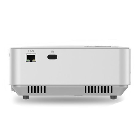 Geeek Smart LED Beamer Projector HD 1080P Android 4.4 WiFi Bluetooth USB SD HDMI