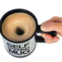 Kaffeetasse mit Mixer - Self-Catering-Becher