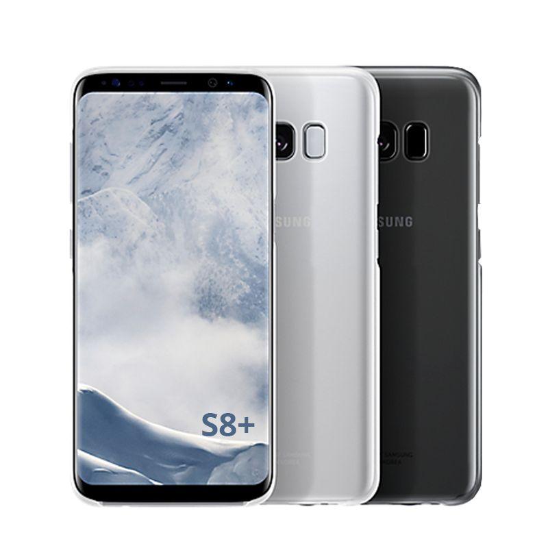 the best attitude b8c89 c1e60 Geeek Samsung S8 Plus Ultra Thin Case Case Cover Black 0.3mm