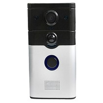 Smart WiFi Draadloze Deurbel HD Camera 720P