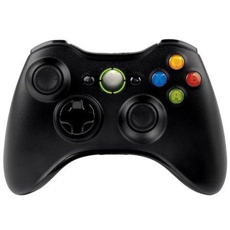 Geeek Draadloze Controller voor Xbox 360-Zwart