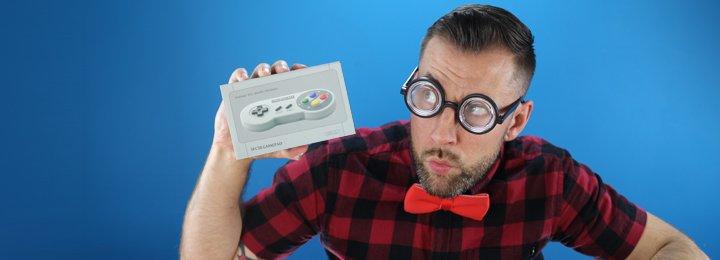 Voor retrofielen en Nintendo lovers; retro gaming
