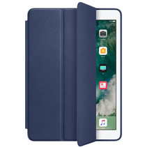 iPad Pro 10,5 inch Smart Case Ledertasche – Blau