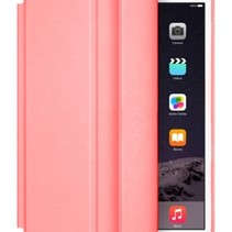 iPad Pro 10,5 inch Smart Case Ledertasche – Rosa