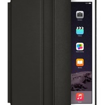 iPad Pro 10,5 inch Smart Case Ledertasche - Schwarz