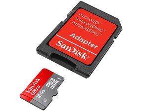 Memory Cards and USB sticks