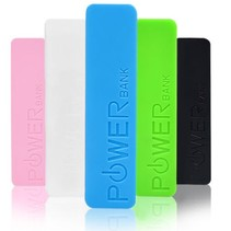 Mini Powerbank 2600mah voor Smartphones en Tablets