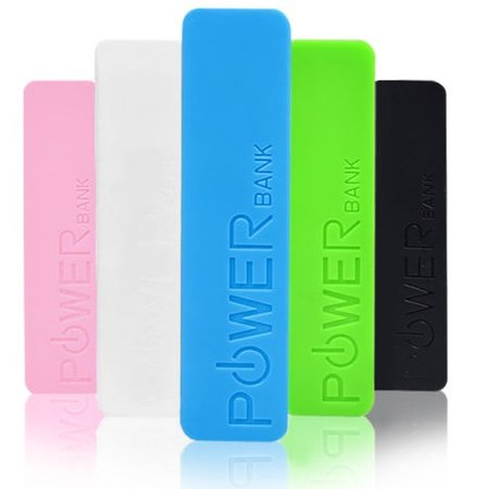 Geeek Mini-Powerbank 2600mAh für Smartphones und Tablets