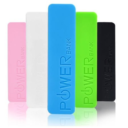 Geeek Mini Power Bank 2600mah for Smartphones and Tablets