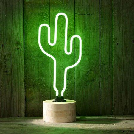 Geeek Neon Cactus Lamp Neonverlichting Groen