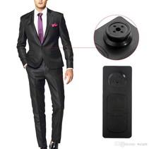 Spy Knoop Verborgen HD Camera Met Microfoon 8GB