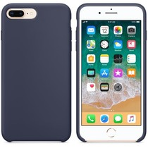 Hoogwaardige iPhone X Silicone Case Cover Hoes
