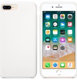 Geeek Hoogwaardige iPhone X Silicone Case Cover Hoes
